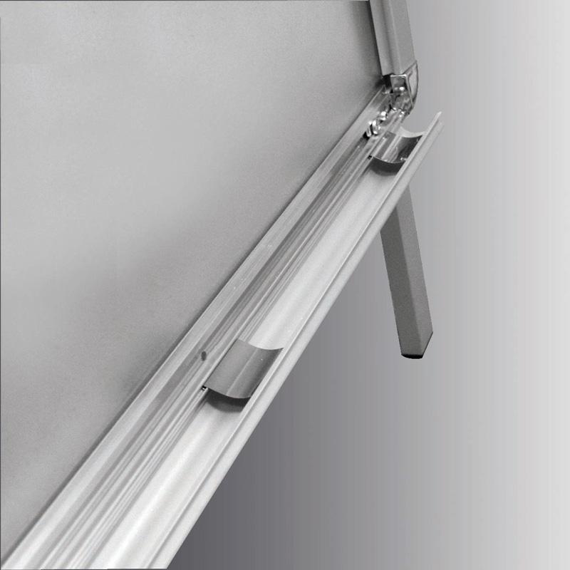 Klik-A standaard 32 mm B1 ronde hoeken