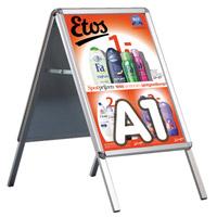 Eco Klik-A standaard 32 mm A1 594 x 841 mm ronde hoek