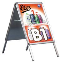 Eco Klik-A standaard 32mm B1 700 x 1000 mm ronde hoek