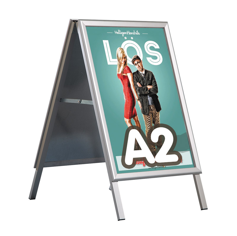 Eco outdoor A-board 32 mm A2