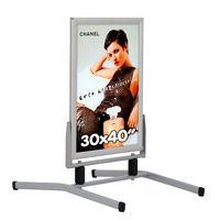 Eco Swingmaster Aluminium waterdicht 30 x 40 inch