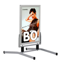 Eco Swingmaster B0 aluminium waterdicht 1000 x 1400 mm