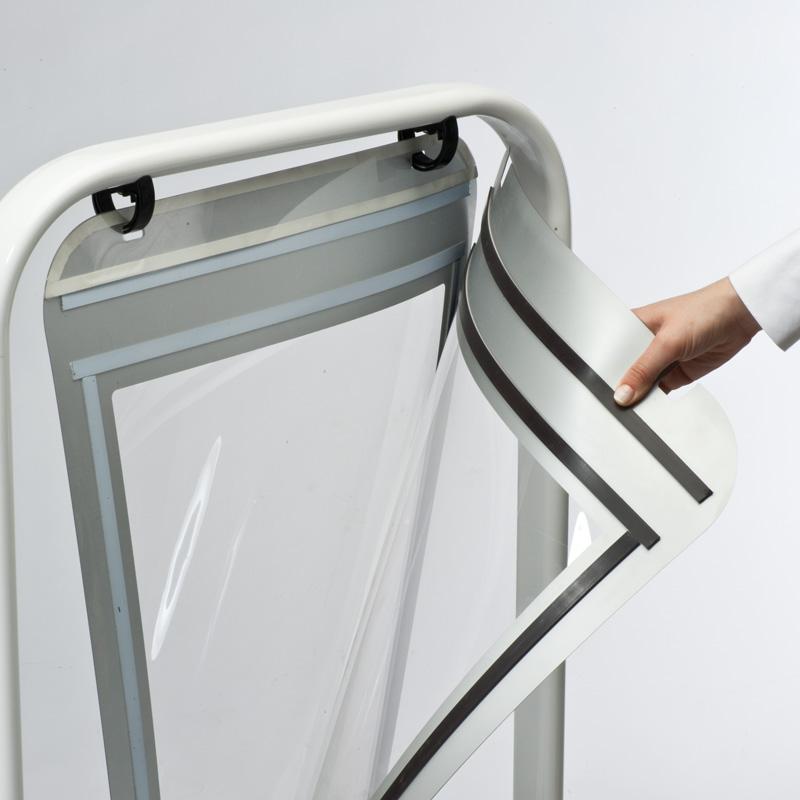 Swinger 2000 panneau d'affichage B2