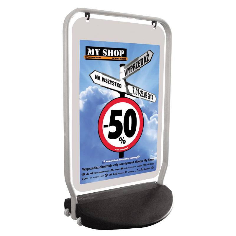 Swinger 3000 poster paneel 594 x 841 mm A1.