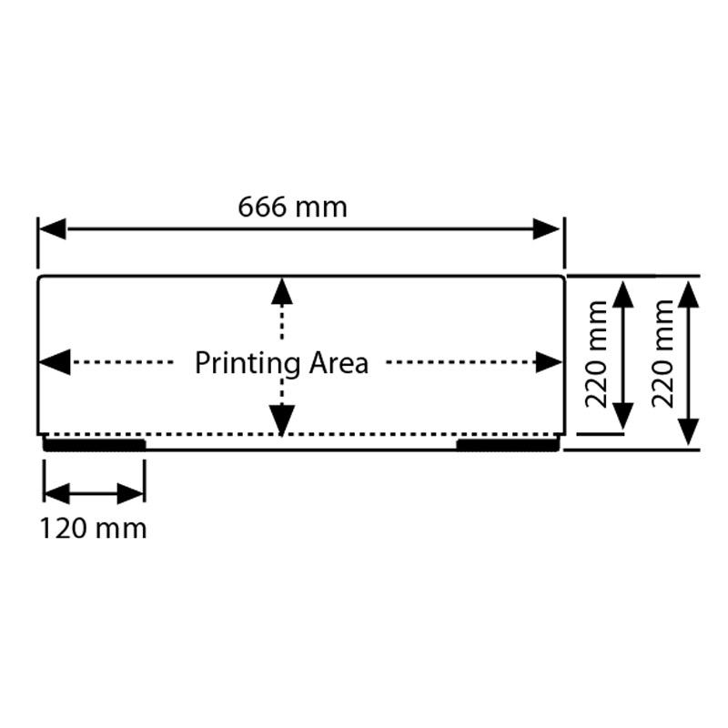 Topbord Rollerbase ECO Windmaster A1