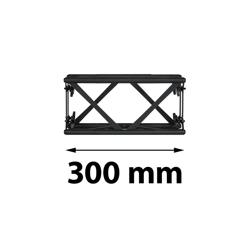 Crown truss 150 x 150 mm length 300 mm