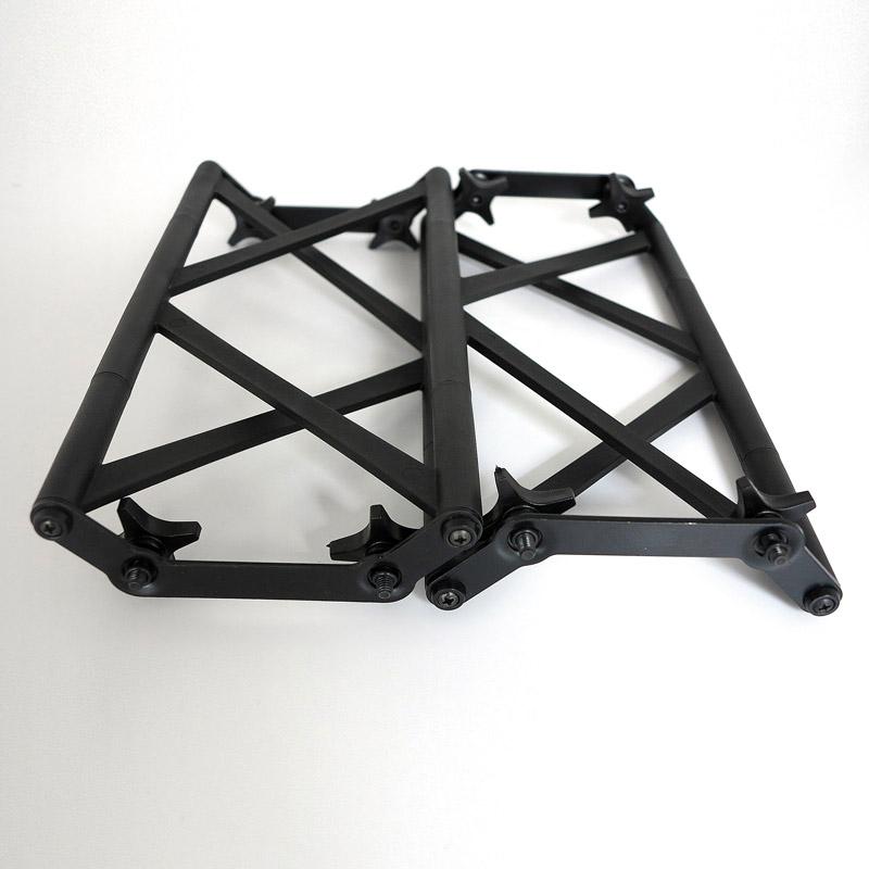 Crown truss 150 x 150 mm length 600 mm
