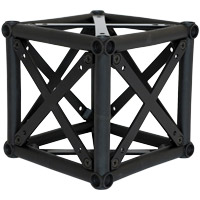 Bloc d'angle Crown Truss, 150 x 150 mm