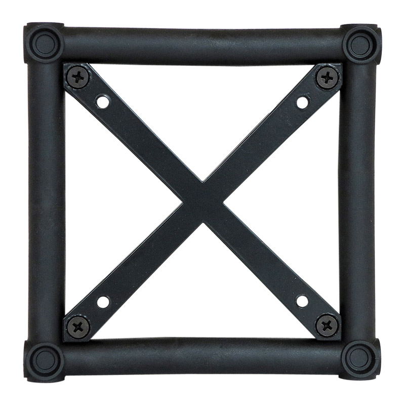 Crown truss corner block 150 x 150 mm