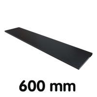 Crown Truss rechte plank, 600 mm lang