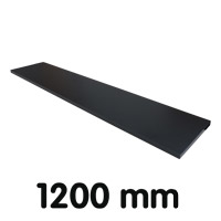 Crown Truss rechte plank, 1200 mm lang