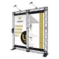 Trousse de présentation du showroom Crown