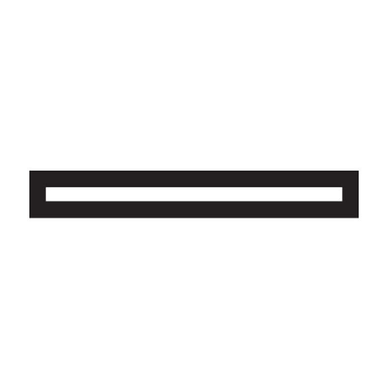 Elastics for bottom clips Crown Truss