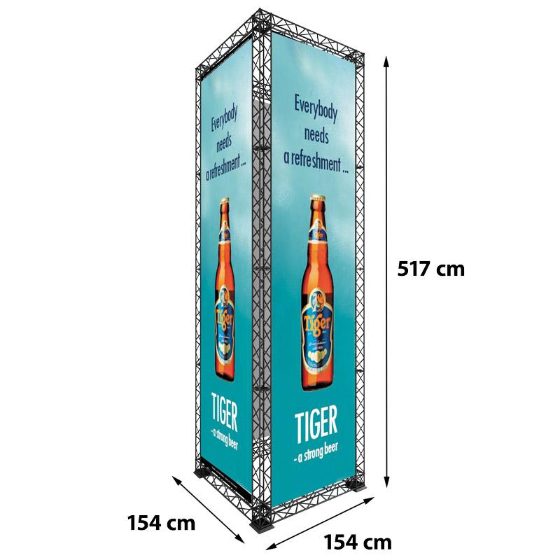 Tower model 767