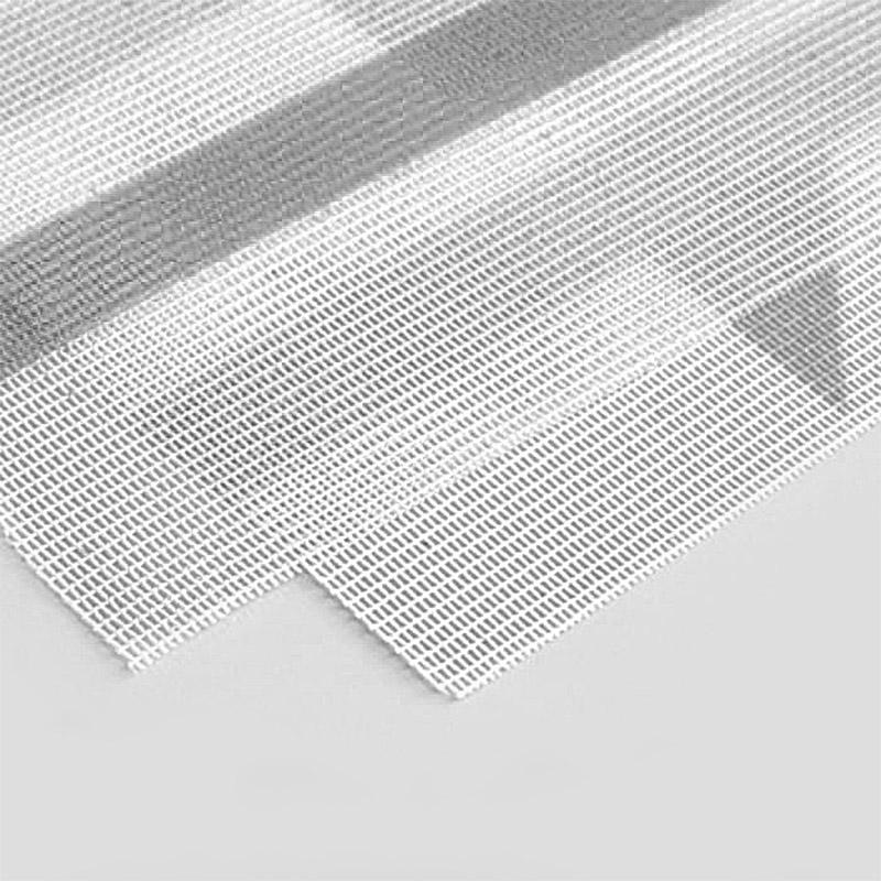 Semi transparante textielstof 100x150