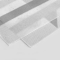 Semi transparante textielstof 150x150