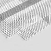 Semi transparante textielstof 200x150