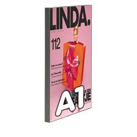 Ace enkelzijdig textiel-frame A1