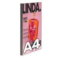 Ace Textilrahmen einseitig A4