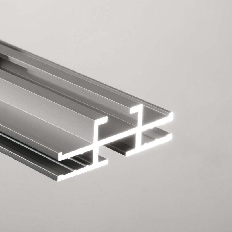 Queen textiel frame dubbelzijdig 500x1000 mm plafond 45 x 15 mm