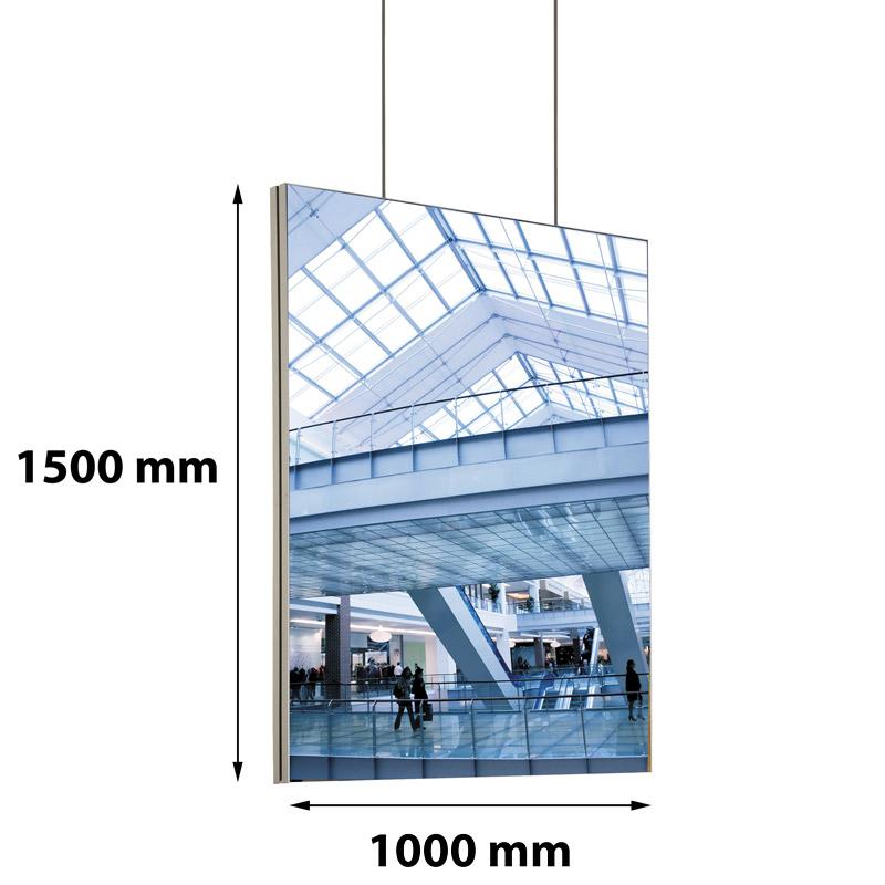 Queen textiel-frame 1000 x 1500 mm