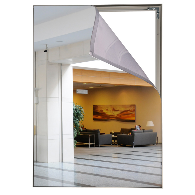 Valet textile frame A4, single-sided
