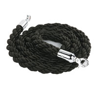 Q rope black - only rope