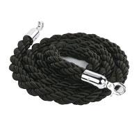 Q rope touw zwart