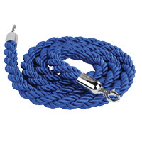 Q rope touw blauw