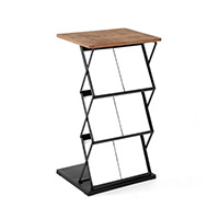 Comptoir en bois pliable 2xA4
