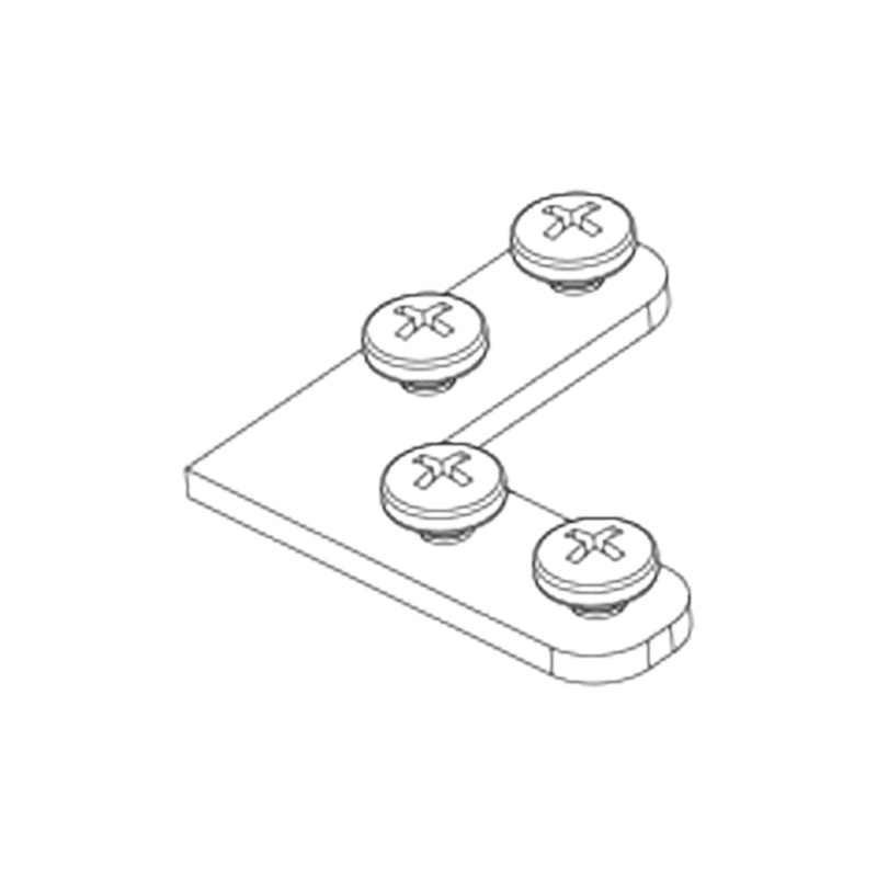 L-type corner connector for Maxi Frame