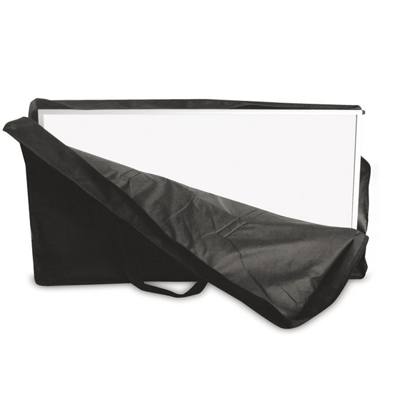 Bag for convex counter table
