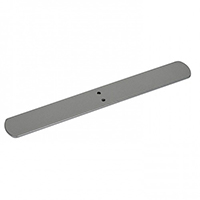 maxi frame base 450 x 50 x 5 mm grijs