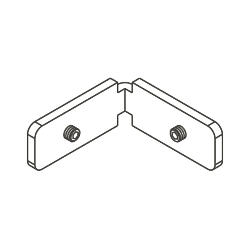 Corner connectors for Maxi frame
