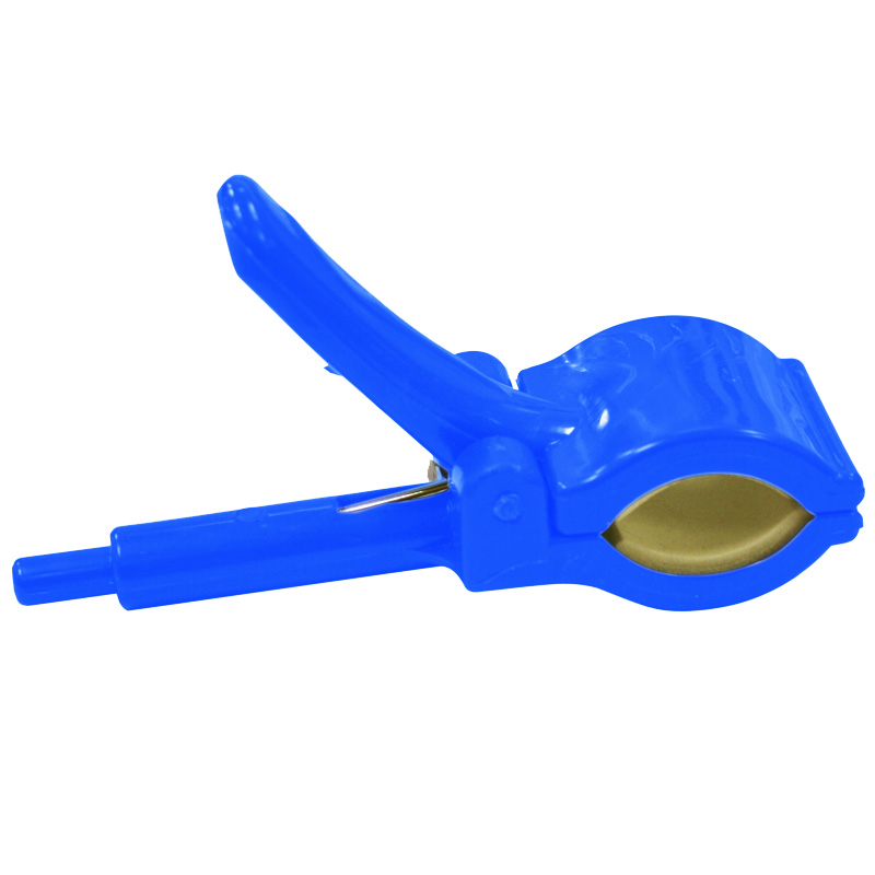 Latch part blue