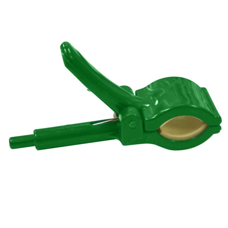 Latch part green