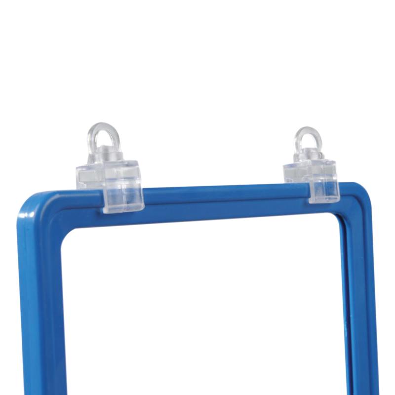Hanging top transparent