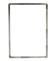 Presentation Frames without sheets, A3, transparent