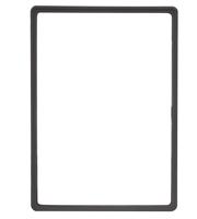 Presentatie raam  A3 inschuif zonder sheets 297 x 420 mm  zwart