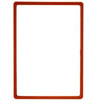 Presentatie raam A3 inschuif zonder sheets 297 x 420 mm rood