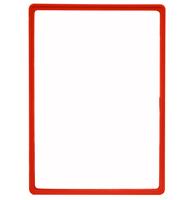 Presentatie raam  A3 inschuif zonder sheets 297 x 420 mm oranje