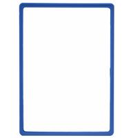Presentatie raam  A3 inschuif zonder sheets 297 x 420 mm blauw