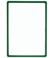 Presentation Frames without sheets, A3, green