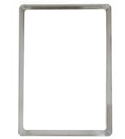 Presentatie raam A4 inschuif zonder sheets 210 x 297 mm A4 transparant