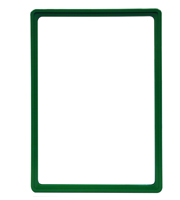 Presentation Frames without sheets, A4, green