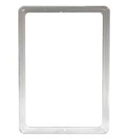 Presentatie raam A5 inschuif zonder sheets 148 x 210 mm A5 transparant
