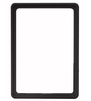 Presentation Frames without sheets, A5, black