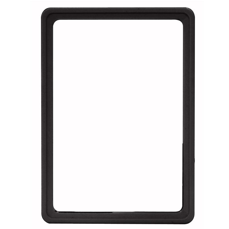 Display-Rahmen ohne PVC-Folie A5 schwarz