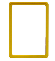 Presentation Frames without sheets, A5, yellow