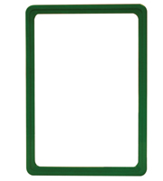 Presentation Frames without sheets, A5, green